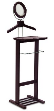 Wood Valet Stand by Winsome
