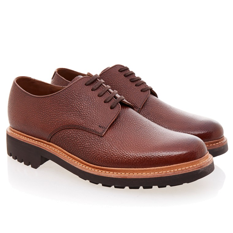 Curt Commando Brown Gibson by Grenson - Gift Ideas for Men