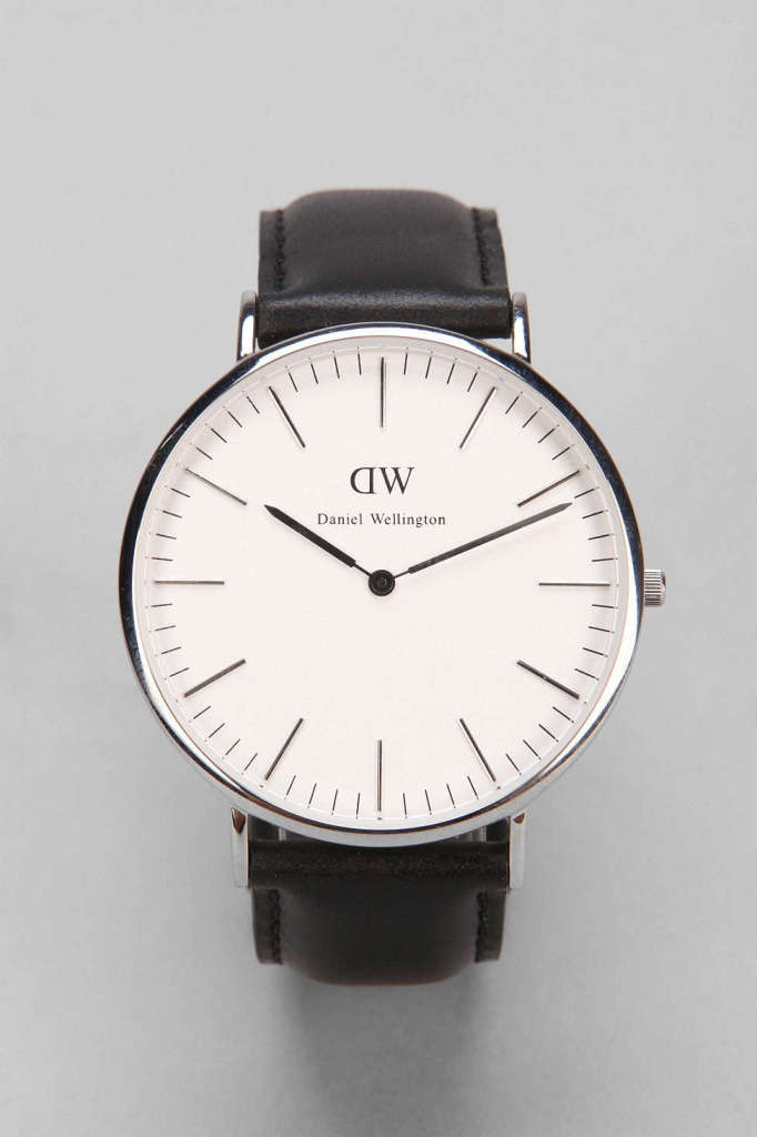 The Sheffield Watch by Daniel Wellington