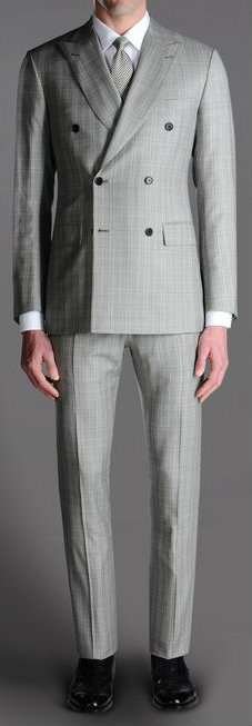 Grey Suit by Brioni - Gift Ideas for Men