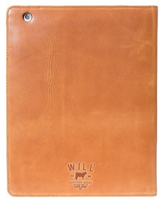 Brown iPad Case by Will Leather