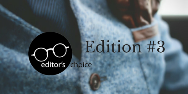 Male Extravaganza - Editor's Choice #3