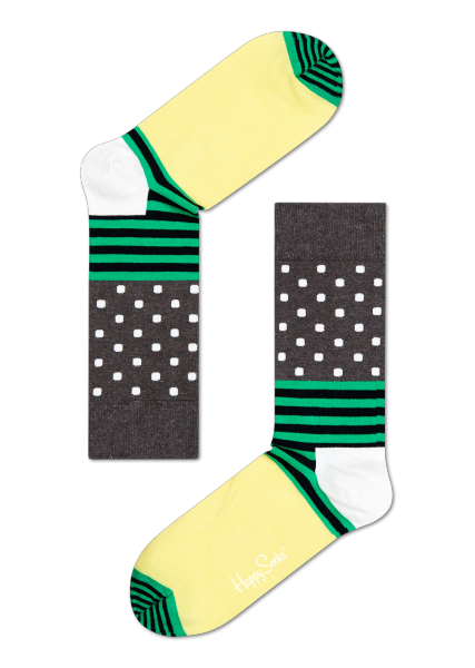Stripe & Dots Socks by Happy Socks - Gift IDeas for Men