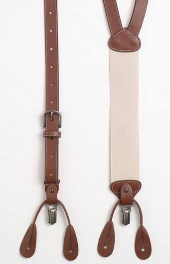 """Wyoming"" Suspenders by Trafalgar"