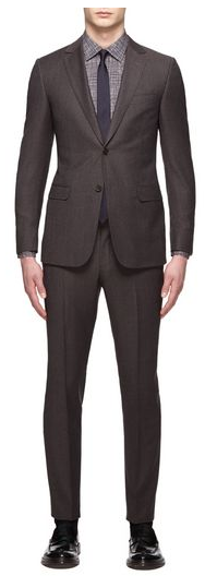 Braun Suit by Ermenegildo Zegna - Gift Ideas for Men