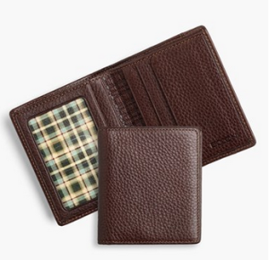 """Tyler"" Wallet by Boconi"