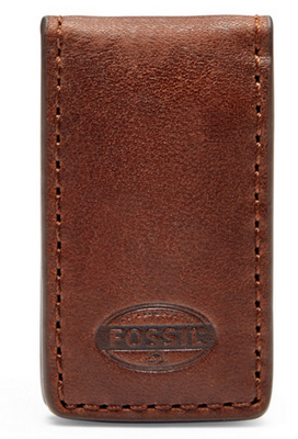 Magnetic Money Clip by Fossil