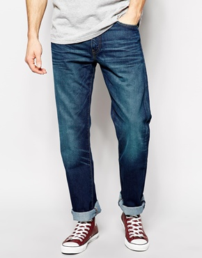 504 Regular Straight Jeans by Levis - Gift Ideas for Men