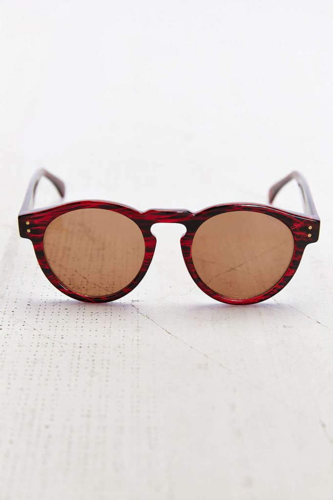 Clement Round Sunglasses by KOMONO