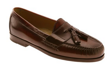 """Pinch"" Tassel Loafer by Cole Haan"