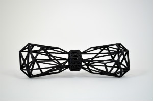 3D Printed Bow Tie by WonderLuk - Gift Ideas for Men