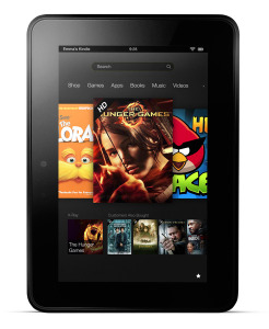 Kindle Fire HD7 by Amazon