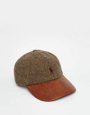 Tweed Cap by Polo Ralph Lauren