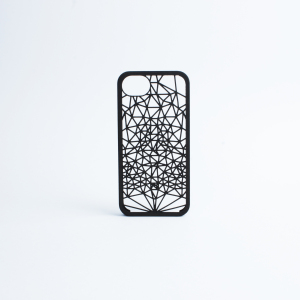 3D Printed iPhone 5s Case by Wonderluk