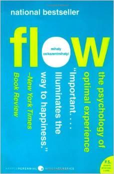 Flow - Mihaly Csikszentmihaly