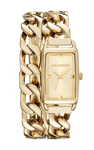Karl Lagerfeld Kourbe Bracelet Watch
