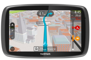 GO 600 Portable GPS by TomTom