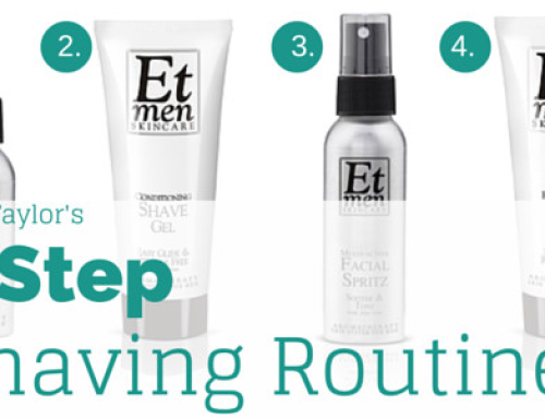 4 Step Shaving Routine by Eve Taylor