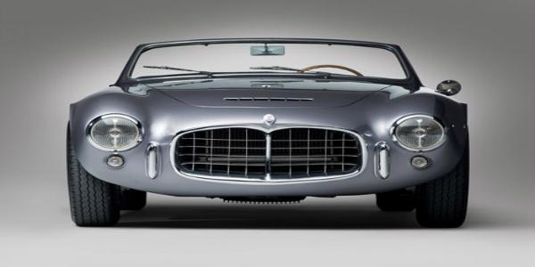 Maserati A6GCS Frua Spider s