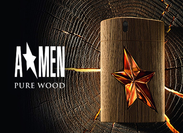 Theirry Mugler A Men Pure Wood.