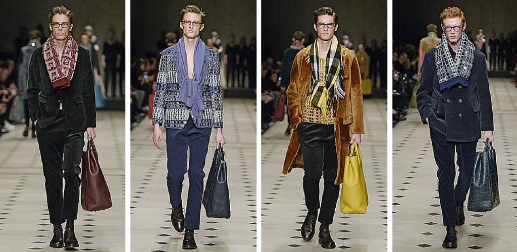 Burberry Prorsum AW15 Men Collection