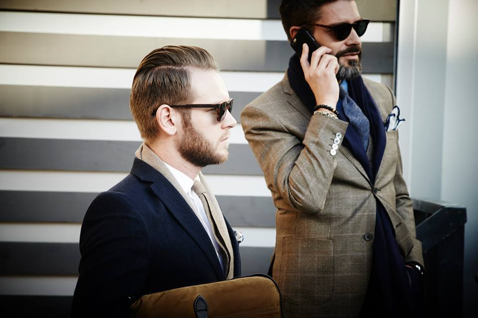 Pitti Uomo 87 Streetstyle Photo Gallery