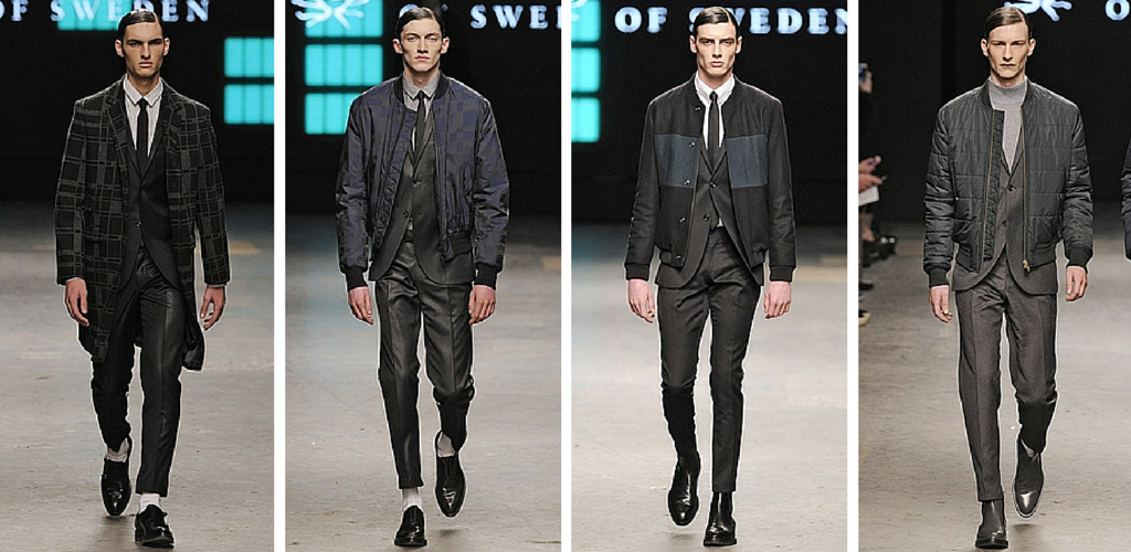 Tigers Of Sweden AW15 Menswear Collection