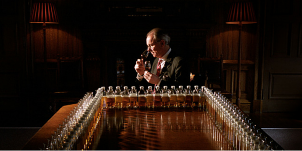 Chivas Regal Extra - Interview with Colin Scott