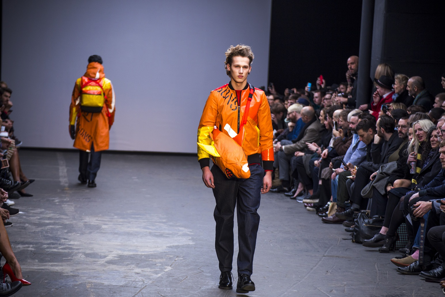 London Collections Men: Christopher Raeburn AW15