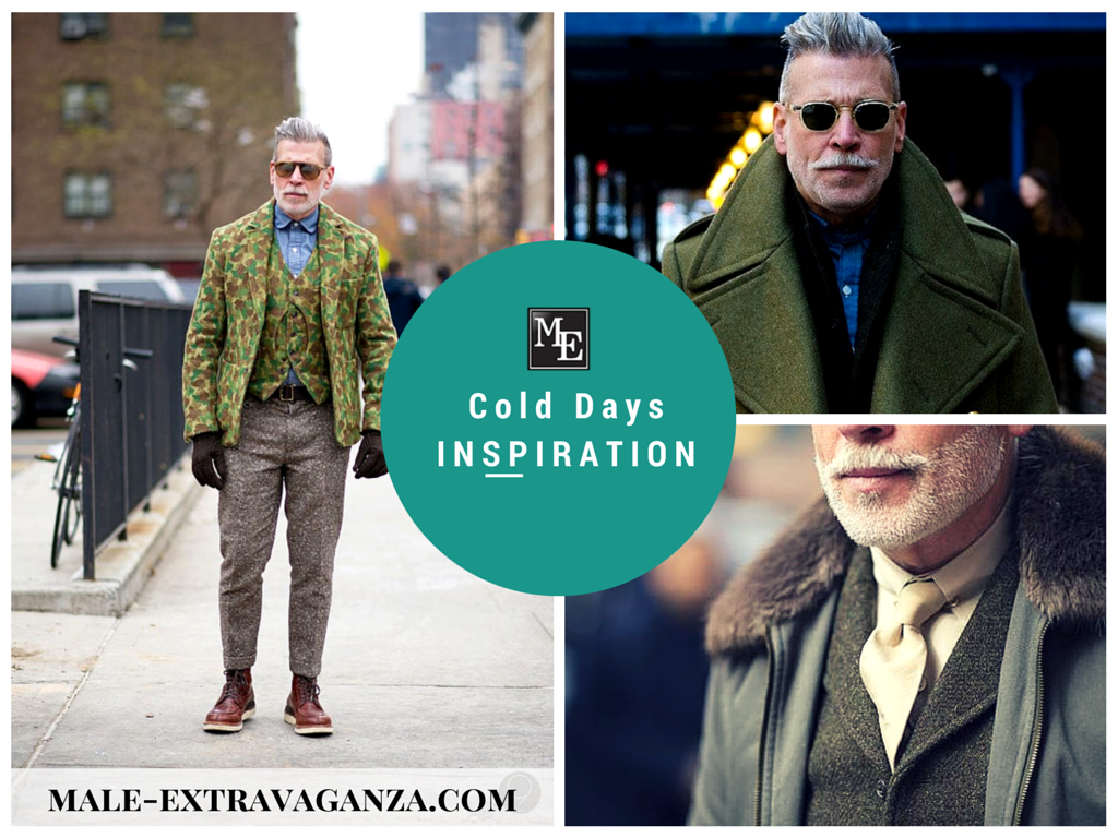 Cold Days Inspiration Nick Wooster
