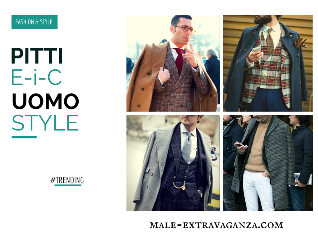 Editor-in-Chief Style Overcoat Trend at Pitti Uomo 87 2015