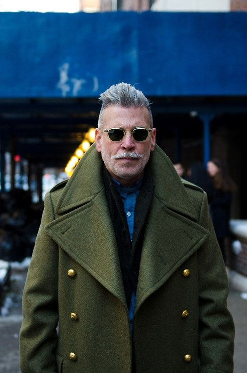 Nick-wooster-green-coat-streetstyle