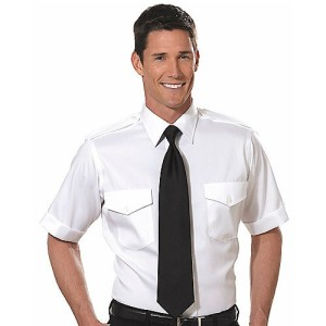 Style Mistake - Short Sleeve Shirt With A Tie