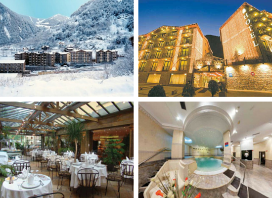 Princesa park & spa - Arinsal, Andorra