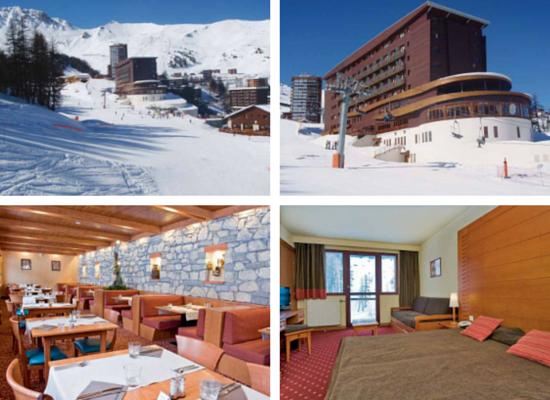 Hotel Terra Nova - La plagne, France