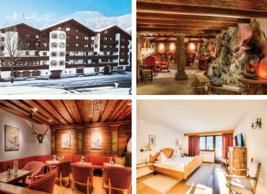 Hotel Jagerwirt - Kitzbu