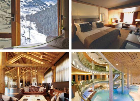 Sport Hotel Hermitage & Spa - Andorra