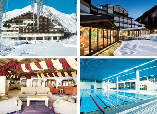 Hotel Planibel - La Thuile, Italy