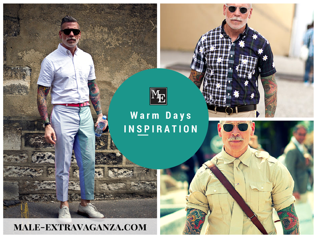 Warm Days Inspiration Nick Wooster