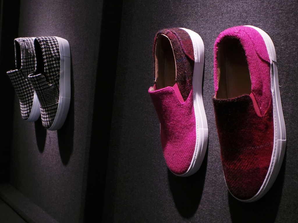 WOOSTER Greats Sneakers A/W 2015 Collection