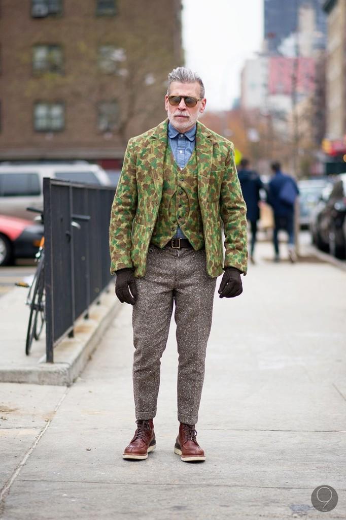 nick-wooster-green-blazer-streetstyle