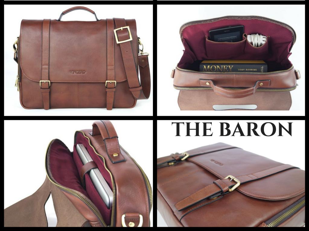 Vincero Collective Briefcases