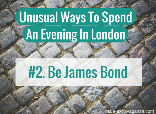 Make It Memorable: 5 Unusual Ways To Spend An Evening In London
