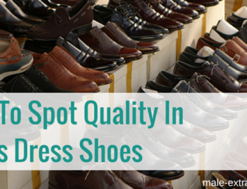 How To Spot Quality In Men's Dress Shoes