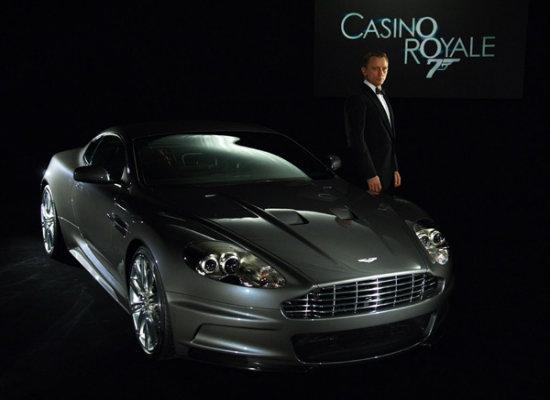 Aston Martin DBS V12