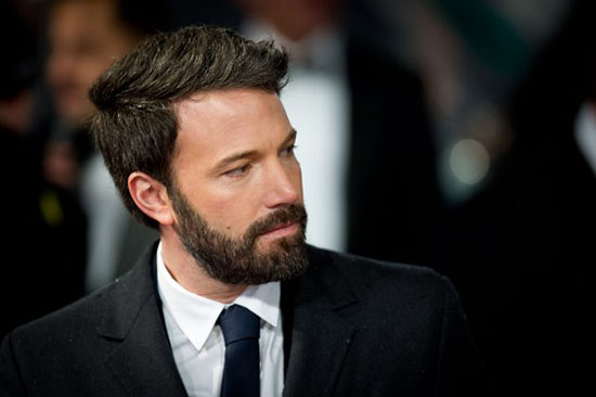 Ben Affleck's full and short beard Photo by deepufashion