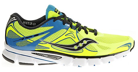 Mens Mirage 4 Natural Running by Saucony