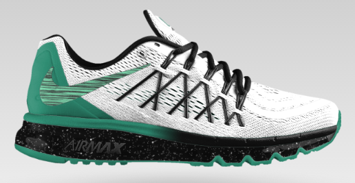 Nike Air Max 2015 iD Running Shoe