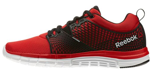 Reebok ZQuick Dash Red Mens