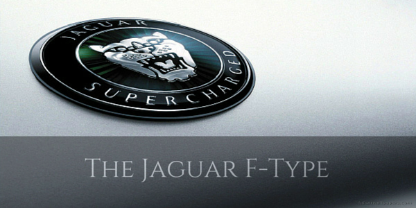 The Jaguar F-Type